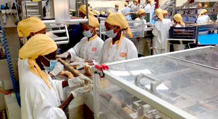 We Built A World-class Food Facility In Ethiopia