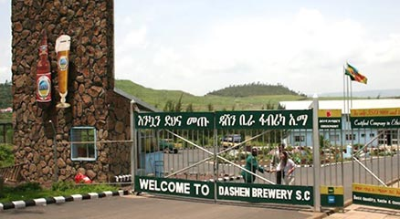 Dashen Brewery Inaugurates Advanced Brewing Plant In Africa
