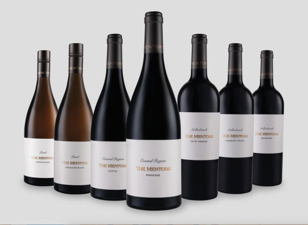 KWV Unveils New Look For The Mentors Range